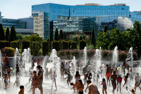 Sweltering Summers Linked to Rapidly Warming Arctic