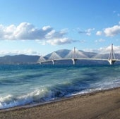 RIO-ANTIRIO CHARILAOS TRIKOUPIS BRIDGE, GREECE