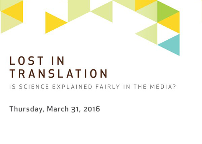 Lost In Translation: Is Science Explained Fairly in the Media