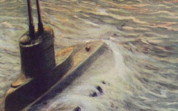 The Sinister Submarine in World War I