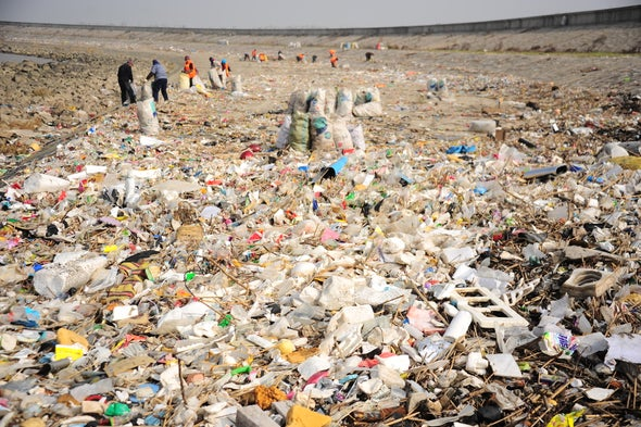 Stemming the Plastic Tide: 10 Rivers Contribute Most of the Plastic in the Oceans