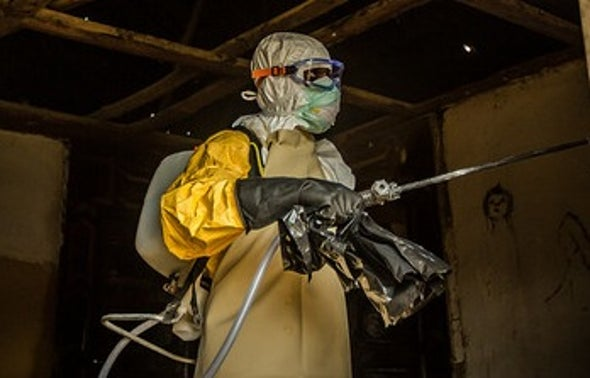 Hints of Progress in the Ebola Fight