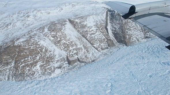 Peering Inside Greenland's Ice Sheet, in 3D