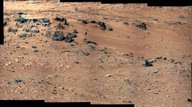 Curiosity Rover Prepares for Internal Sandblasting