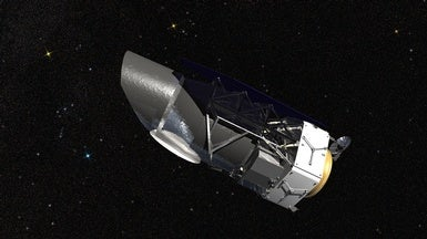NASA's Next Big Observatory to Go under the Microscope