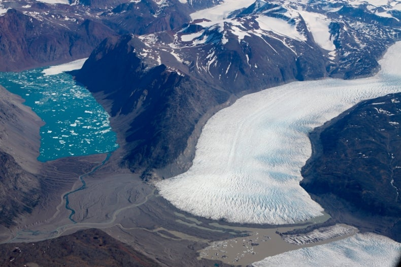 Greenland's Meltwater May Fertilize Fjords With Phosphorous