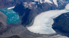 Greenland's Meltwater May Fertilize Fjords with Phosphorus