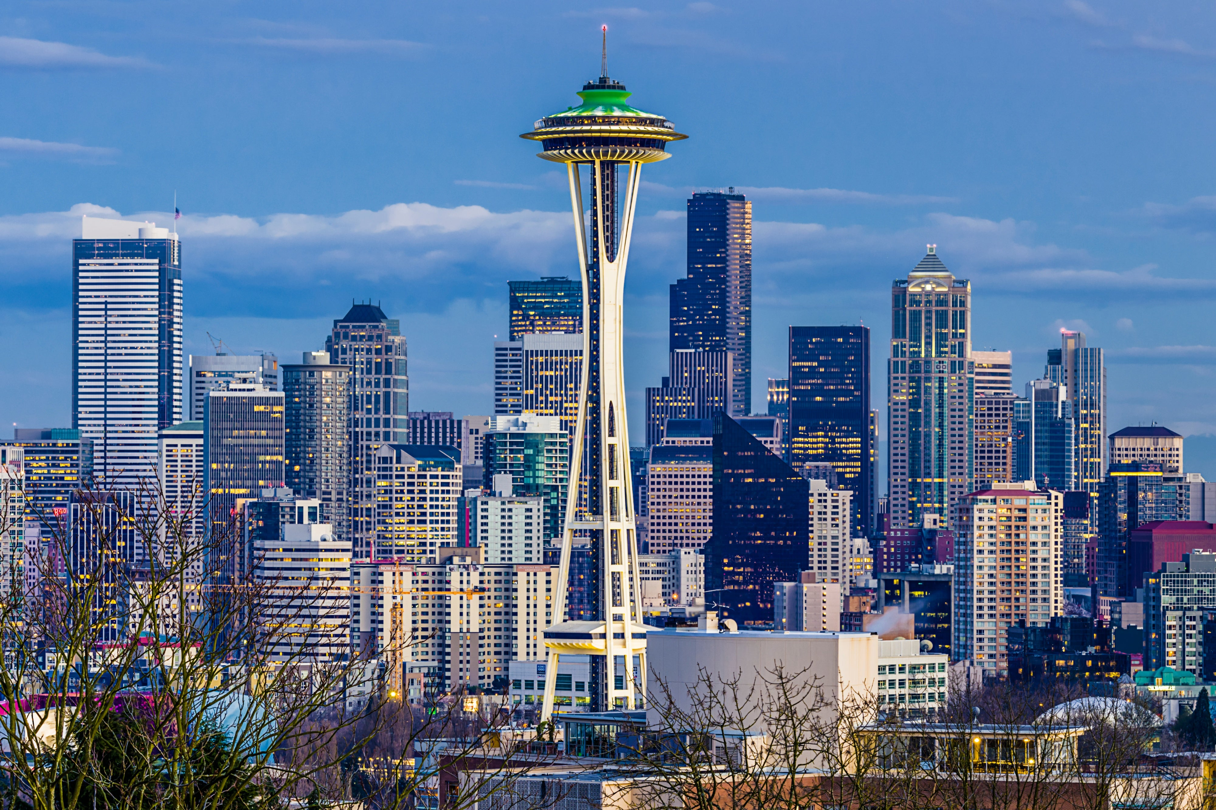 To Meet Emissions Goals, Seattle Wants to Charge Drivers ...