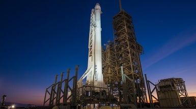 SpaceX Launches Rocket With