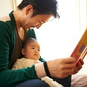 For Baby's Brain to Benefit, Read the Right Books at the Right Time