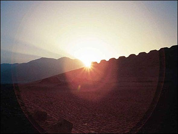 Ancient Solar Observatory