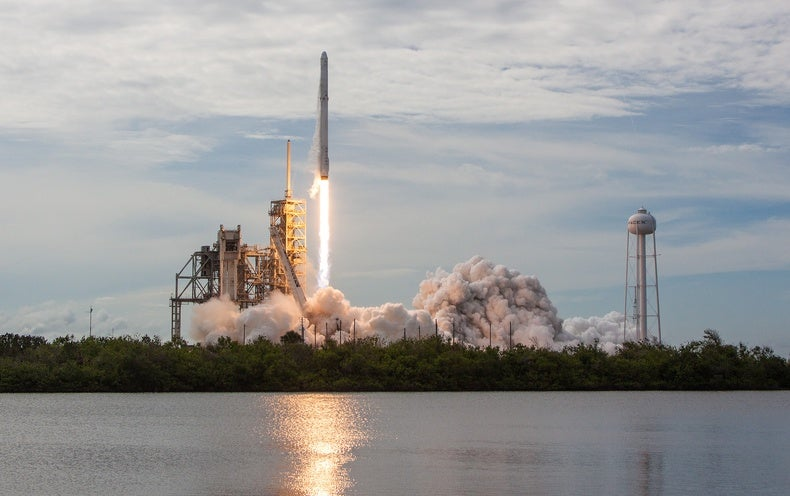 How to Use Math to Fly Rockets to Space