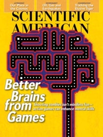 Scientific American Volume 315, Issue 1