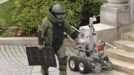 How Do Bomb Squads Assess a Suspicious Package?