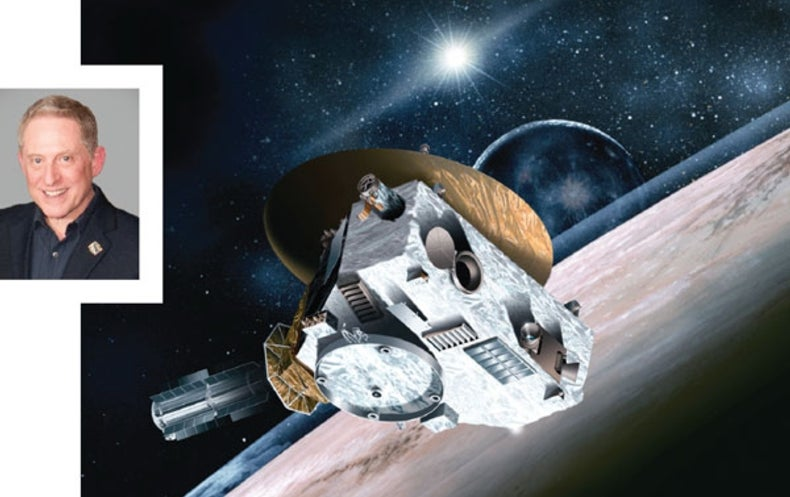 Pluto Lover Alan Stern Discusses Historic July Flyby [Q&A]