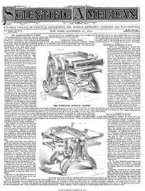 November 21, 1874