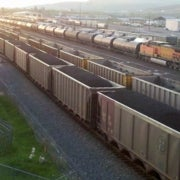 Coal Exports Boost Train Impacts out West