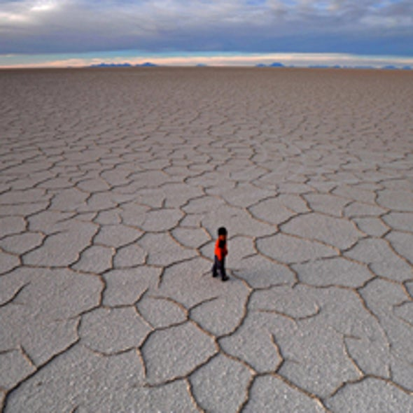 Salt 'n Power: A First Look at the Lithium Flats of Bolivia [Slide Show]