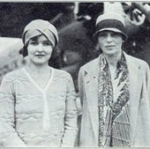 Women Flyers, 1929