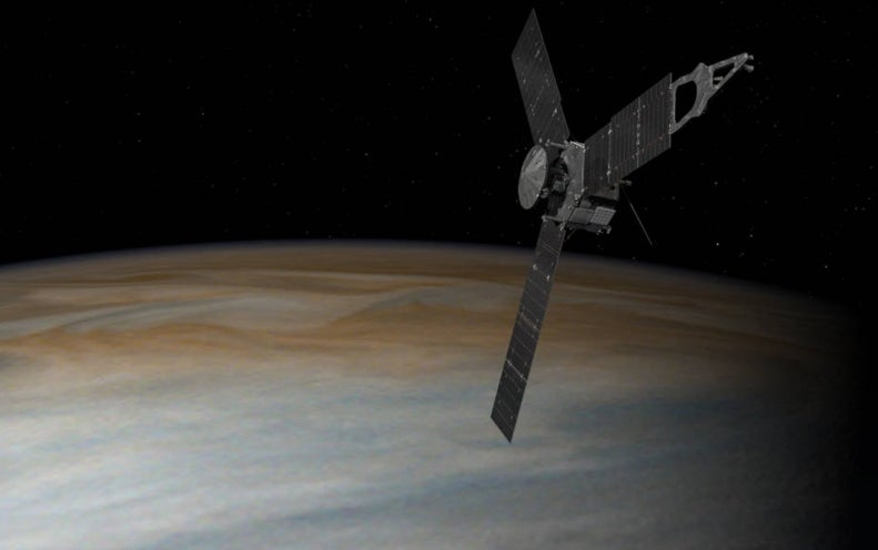 5 Quick Facts about NASA's Juno Mission to Jupiter