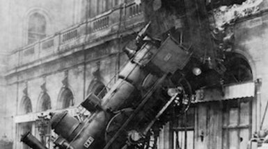 The Physics of Disaster: An Exploration of Train Derailments [Excerpt]