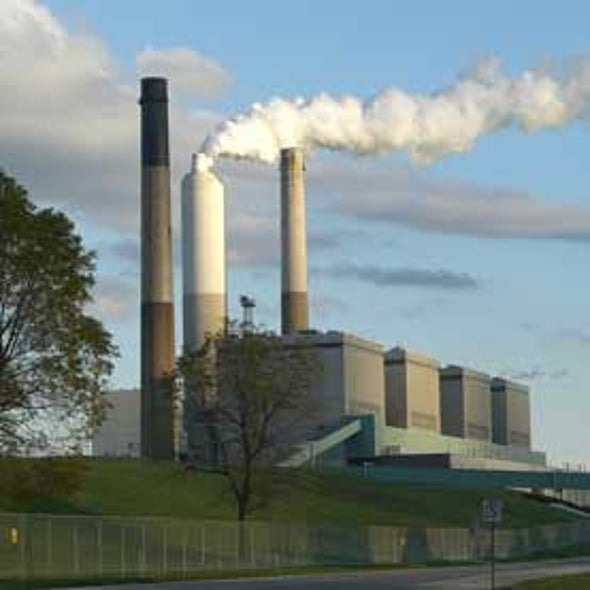 Ontario Phases Out Coal-Fired Power