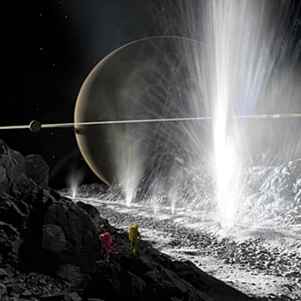 Enceladus: Secrets of Saturn's Strangest Moon