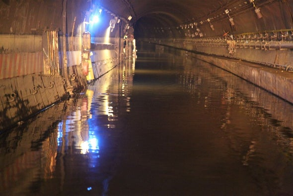 "The Greater New York City Region Must Plan for ""Permanent Flooding"""