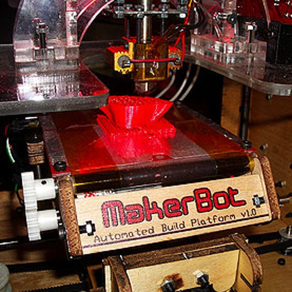 3-D Printing Will Be a Counterfeiter's Best Friend