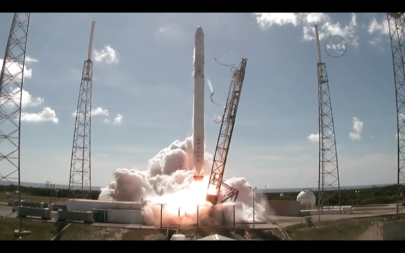SpaceX Rocket Fails During Cargo Launch to Space Station