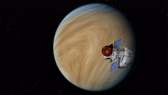 Will NASA's Next Mission to Venus Be a Balloon?