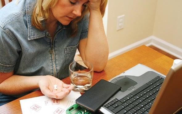Financial Stress Hurts, Literally