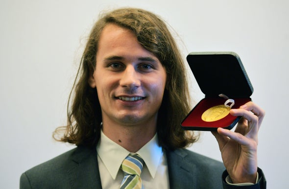 Number-Theory Prodigy among Winners of Most Coveted Prize in Mathematics