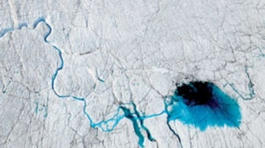 Glacial Lakes May Affect Sea-Level Rise