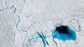 Glacial Lakes May Affect Sea-Level Rise