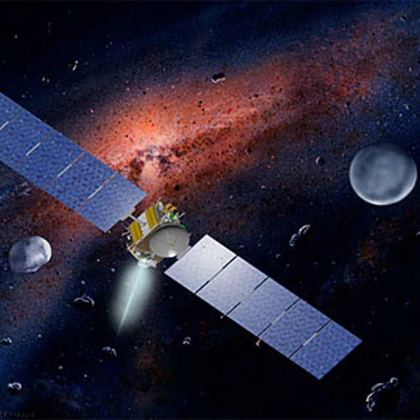 To Explore Strange New Worlds: Dawn's <i>Star Trek</i>-Like Voyage Right on Target