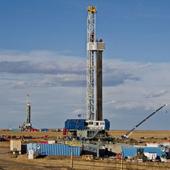 Secrets of Fracking Fluids Pave Way for Cleaner Recipe