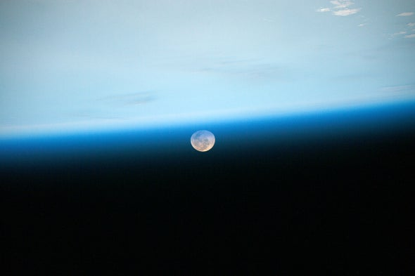 Scientists Spot Water-Rich Rocks on Moon