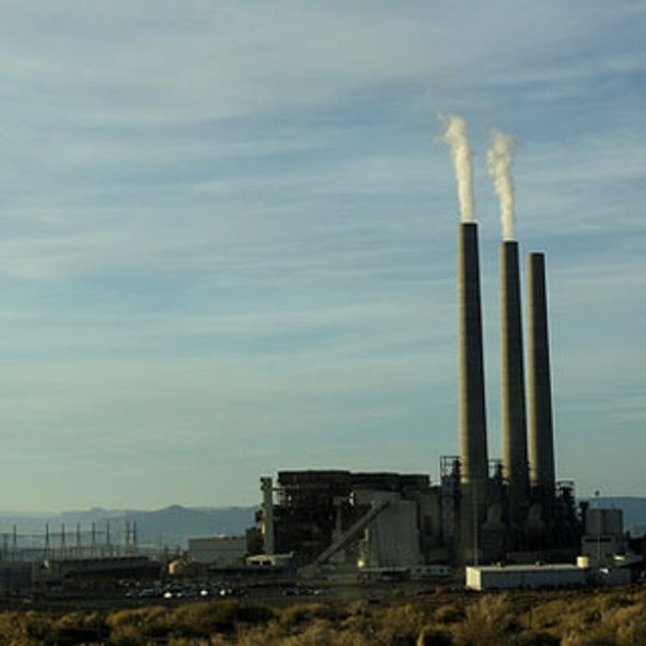 Bush Rules on Toxic Mercury from Power Plants Overturned