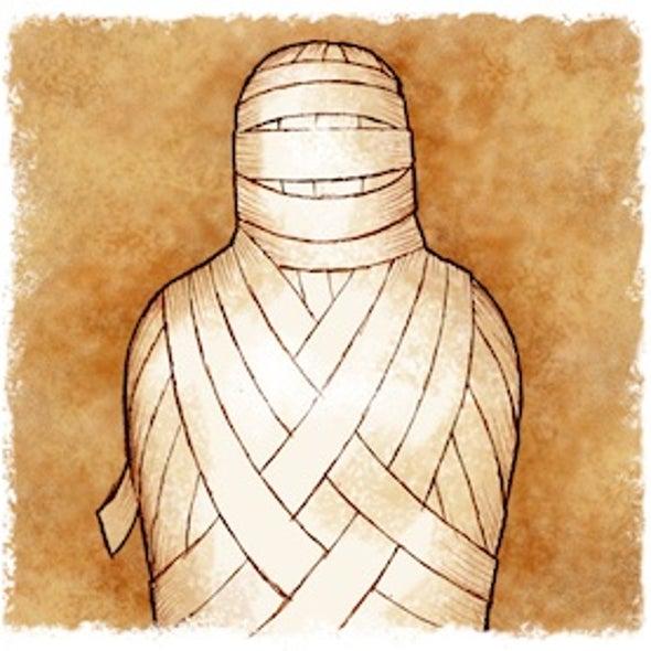 Sarcophagus Science: Mummify a Hot Dog
