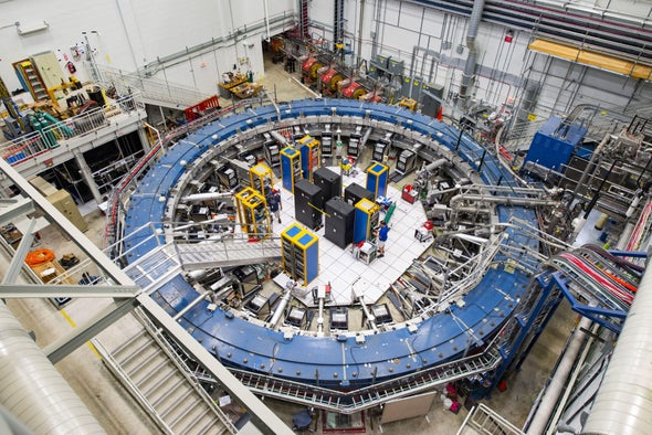 The Fermilab Muon Measurement May or May Not Point to New Physics, But ...