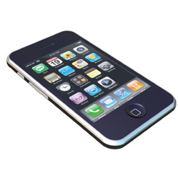 Smart Phones: Touch Screens Redefine the Market