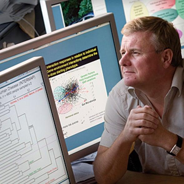 Jeremy Nicholson's Gut Instincts: Researching Intestinal Bacteria