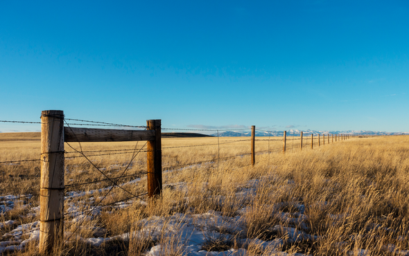 A Wyoming Reservation Shows the New Face of Drought