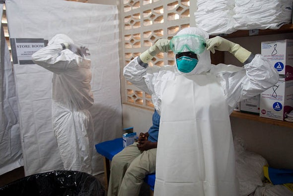 Ebola Reemerges in Guinea with 2 New Cases