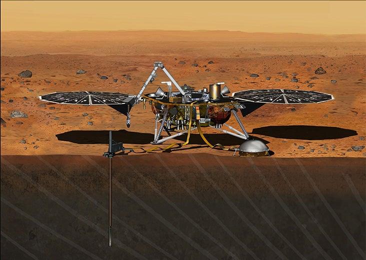 NASA Suspends Next Mission to Mars