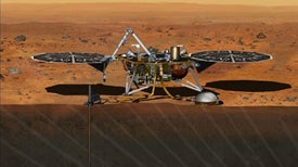 NASA Suspends Next Mission to Mars