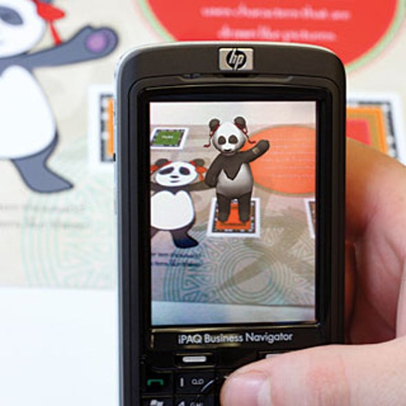 Augmented Reality Makes Commercial Headway