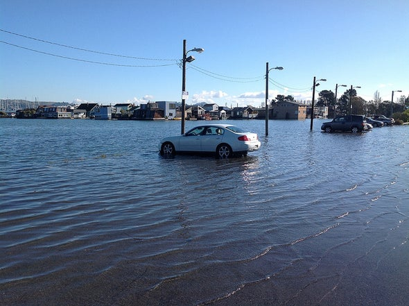 U.S. Cities Lag in Race against Rising Seas