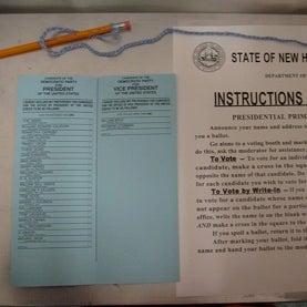 election, vote